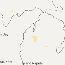 Hail Map for traverse-city-mi 2017-07-31