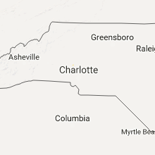 Hail Map for charlotte-nc 2017-08-04