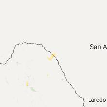 Hail Map for del-rio-tx 2017-08-05