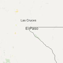Hail Map for el-paso-tx 2017-08-12