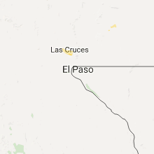 Hail Map for el-paso-tx 2017-08-13