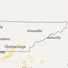 Hail Map for knoxville-tn 2017-09-05