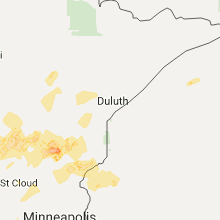 Hail Map for duluth-mn 2017-09-21