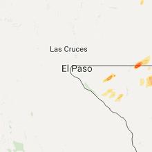 Hail Map for el-paso-tx 2017-09-23