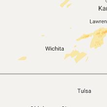 Hail Map for wichita-ks 2017-10-14