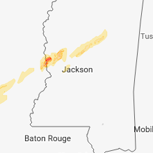 Hail Map for jackson-ms 2018-03-28