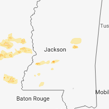 Hail Map for jackson-ms 2018-04-06