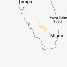 Hail Map for naples-fl 2018-04-22