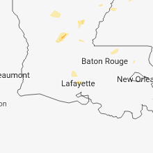 Hail Map for lafayette-la 2018-05-25