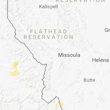 Hail Map for missoula-mt 2018-05-25