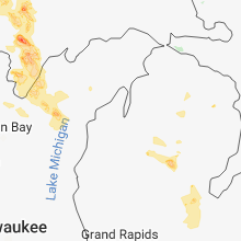 Hail Map for traverse-city-mi 2018-05-26