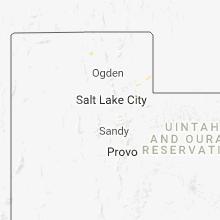 Regional Hail Map for Salt Lake City, UT - Monday, May 28, 2018