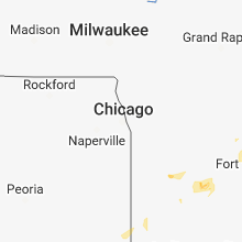 Hail Map for chicago-il 2018-05-31