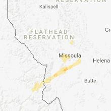 Hail Map for missoula-mt 2018-05-31