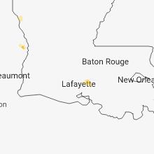 Hail Map for lafayette-la 2018-06-04