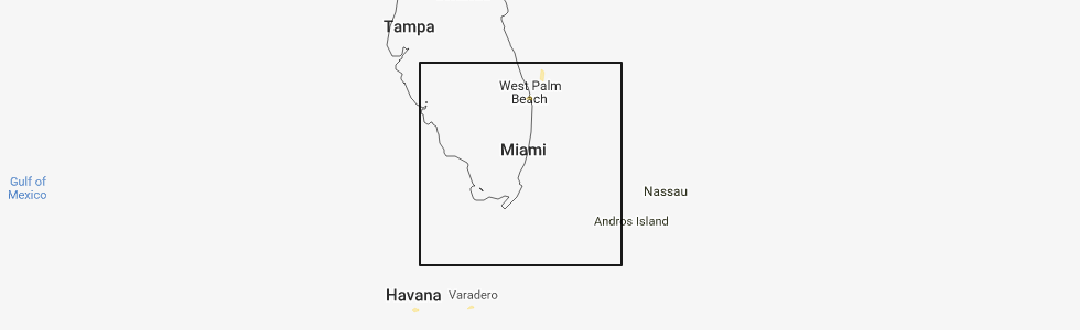 Map Of Jupiter Florida.Interactive Hail Maps Hail Map For Jupiter Fl