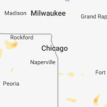 Hail Map for chicago-il 2018-06-08