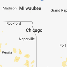 Hail Map for chicago-il 2018-06-09