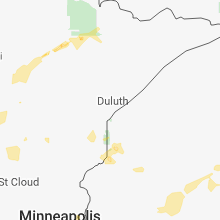 Hail Map for duluth-mn 2018-06-16