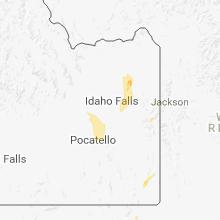 Hail Map for idaho-falls-id 2018-06-17