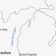 Hail Map for traverse-city-mi 2018-06-17