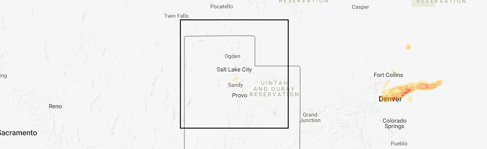 Interactive Hail Maps - Hail Map for Sandy, UT on summerville sc maps, sandy city street map, sandy oregon maps, spokane wa maps, sandy utah, stockton ca maps, savannah ga maps, springfield il maps,