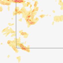 Hail Map for garden-city-ks 2018-06-19
