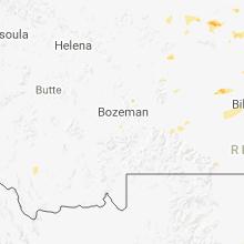 Hail Map for bozeman-mt 2018-06-21