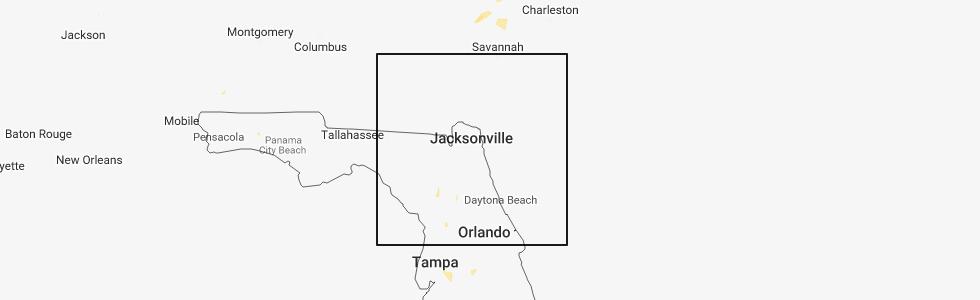 Williston Florida Map.Interactive Hail Maps Hail Map For Williston Fl