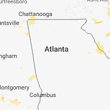 Hail Map for atlanta-ga 2018-06-26