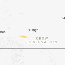 Hail Map for billings-mt 2018-06-26