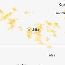 Hail Map for wichita-ks 2018-06-26