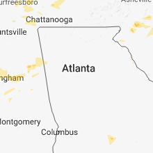 Hail Map for atlanta-ga 2018-06-27