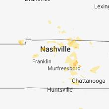 Hail Map for nashville-tn 2018-06-27