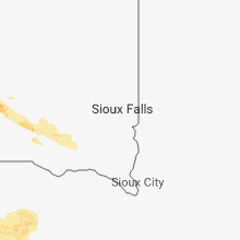 Hail Map for sioux-falls-sd 2018-06-27