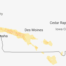 Hail Map for des-moines-ia 2018-06-28