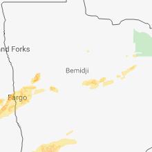 Hail Map for bemidji-mn 2018-07-02