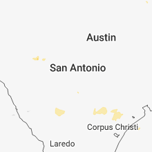 Hail Map for san-antonio-tx 2018-07-06