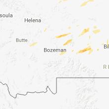 Hail Map for bozeman-mt 2018-07-10