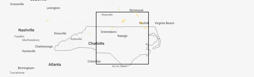 Interactive Hail Maps Hail Map For Roxboro Nc