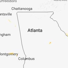 Hail Map for atlanta-ga 2018-07-12