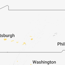 Regional Hail Map for State College, PA - Sunday, July 15, 2018