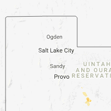 Regional Hail Map for Salt Lake City, UT - Tuesday, July 17, 2018