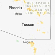 Hail Map for tucson-az 2018-07-19