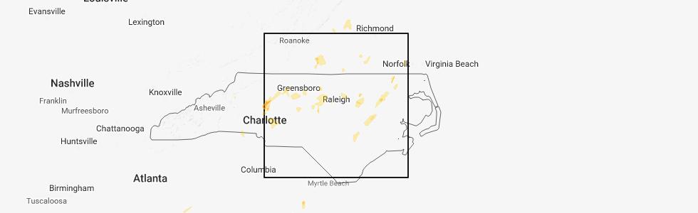 Hamilton Nc Map.Interactive Hail Maps Hail Map For Hamilton Nc
