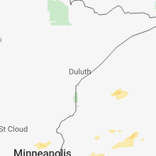 Hail Map for duluth-mn 2018-07-25