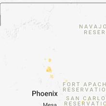 Hail Map for flagstaff-az 2018-07-26