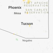 Hail Map for tucson-az 2018-07-27