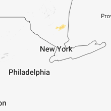 Regional Hail Map for Brooklyn, NY - Saturday, July 28, 2018