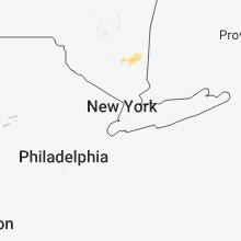 Hail Map for brooklyn-ny 2018-07-28